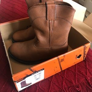 Worx by Red Wing Shoes: Pull On Boots